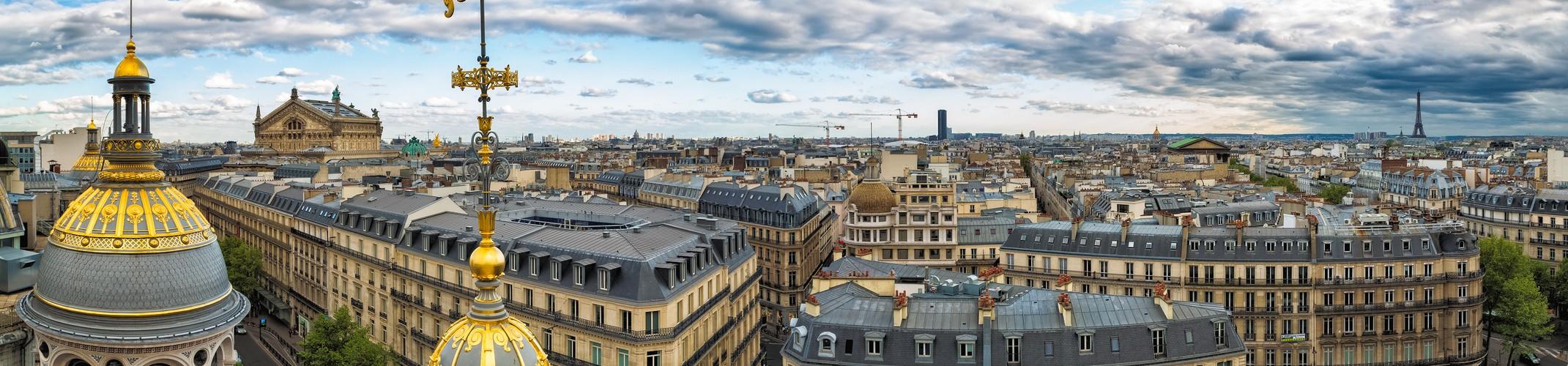 Expert comptable, quartier Haussmann à Paris